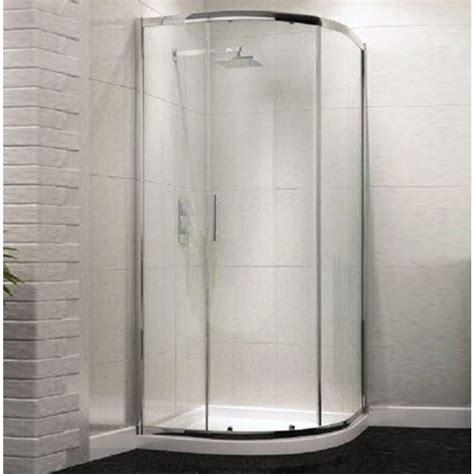 Single Door Quadrant Shower Enclosure Technik 6 Sliding Single Door Quadrant Enclosure Shower Enclosures Showers