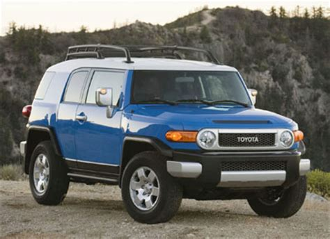 2007 toyota fj cruiser review