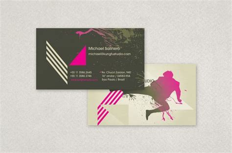 Martial Arts Business Card Templates by 17 Best Images About Business Card Design Templates On