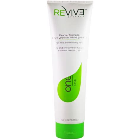 best cleanser for thin hair reviv3 cleanser shoo for fine and thinning hair