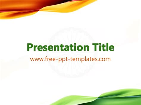 India Ppt Template India Powerpoint Template