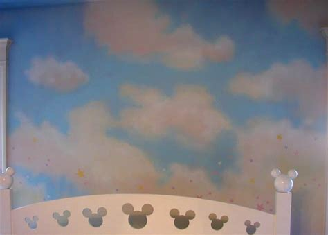 Country Bedroom Decorating Ideas faux clouds for children s bedrooms cozyhouze com