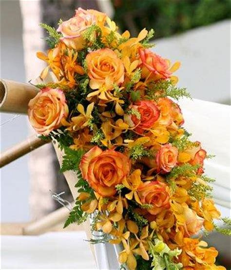 Flower Arrangements For Autumn Wedding by Fall Flower Arrangements For Weddings Slideshow
