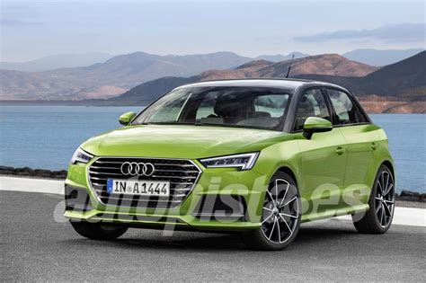 New Audi A1 2018 by Audi A1 2018 This Will Be The New Ibiza Premium