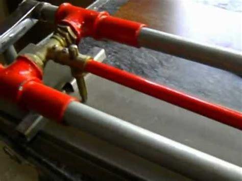 maquina para cortar azulejos m 225 quina de cortar azulejos casera 1 youtube