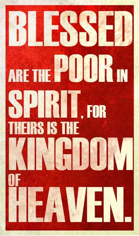 jesus poor in spirit poster 114 best jesus said images on pinterest bible