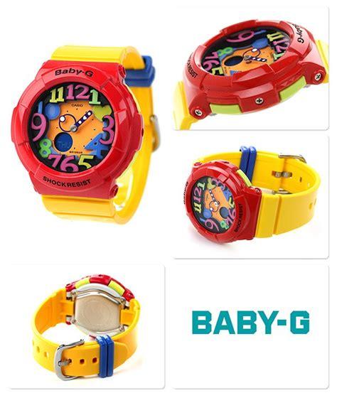 Casio Baby G Bga 131 4b5 casio baby g neon illuminator bga 131 4b5 ebay