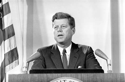 F Kennedy top 10 important speeches that were never heard by the
