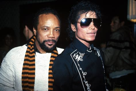 quincy jones we are the world michael and the truth magazine scans life magazine in 1985