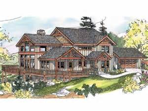 Craftsman House Plans With Wrap Around Porch Eplans Craftsman House Plan Craftsman With Wrap Around Porch 2726 Square And 3 Bedrooms