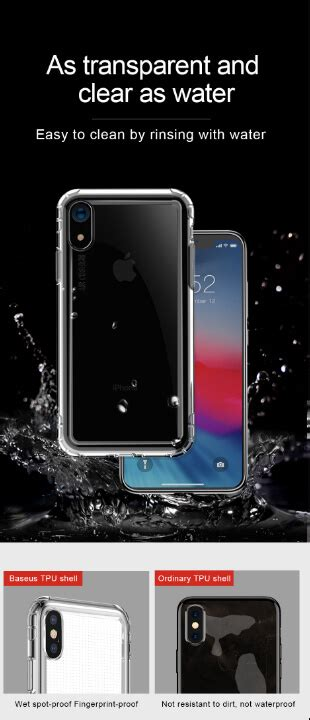 baseus shockproof cover for iphone xs max 6 5 inch in nepal oldpinch