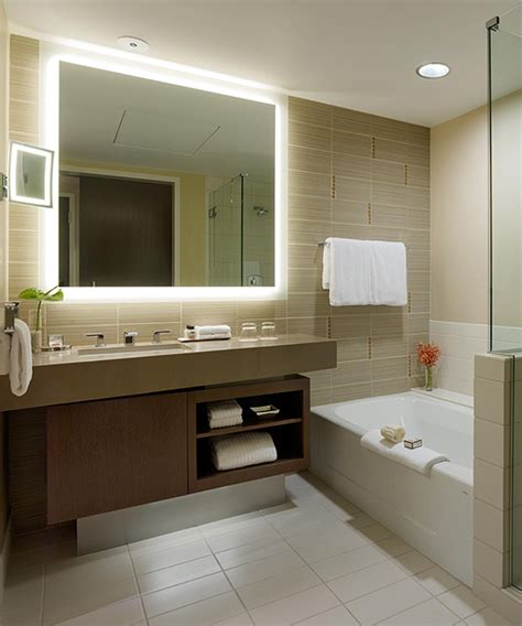 electric mirror bathroom silhouette lighted mirror electric mirror 174