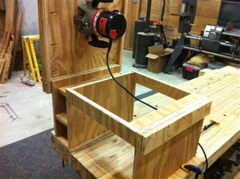 flip top router table  don broussard  lumberjockscom