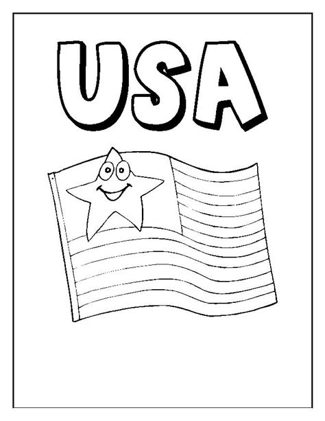 4th of july coloring pages printable 4th july coloring