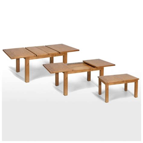 Rustic Oak Dining Table Westbury Rustic Oak Extending Dining Table Set Best Price Guarantee