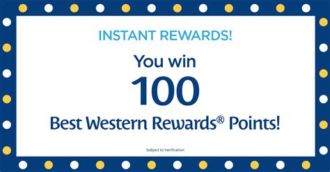 spin to win free best western points angelina travels - Best Western Instant Win