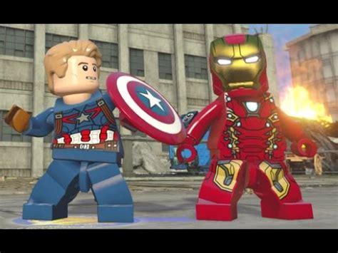 Lego Iron 46 Civil War Ori lego marvel s all civil war dlc free roam