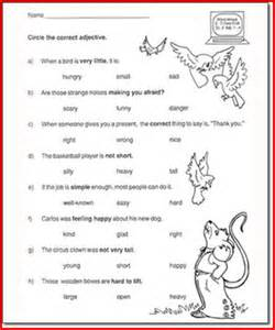 4th grade language arts worksheets free kristal