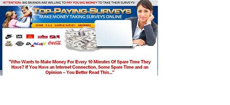 Top Paid Surveys - top paying surveys review top paying surveys audrey casey top paying surveys