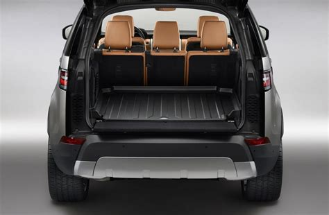 land rover discovery sport trunk space 2017 land rover discovery prices specs for australia