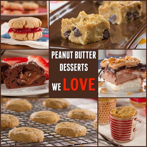 desserts peanut butter peanut butter desserts we everydaydiabeticrecipes