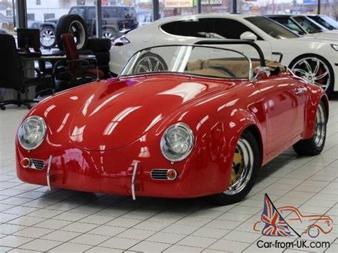 Porsche 356 Kit Car For Sale by Porsche 356 Kit Car Replica