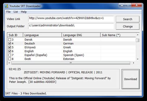 download youtube video with subtitles online how to download subtitle from youtube gallery how to