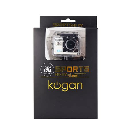 Kamera Kogan 16mp jual kogan 4k ultrahd 16mp putih wifi