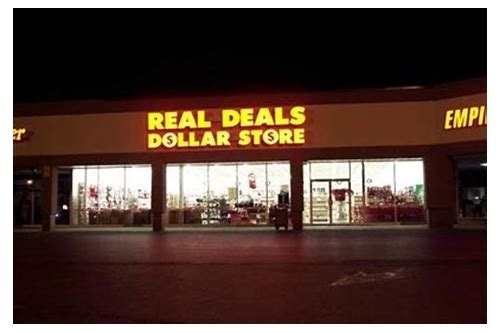 real deals waterloo ny