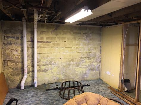 wet basement nightmares in pittsburgh pa d basement