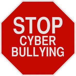 image gallery cyberbullying logo
