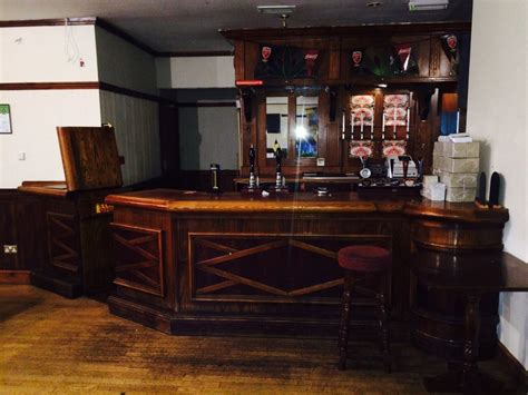 Small Wooden Home Bar Secondhand Vintage And Reclaimed Bar And Pub Bar For