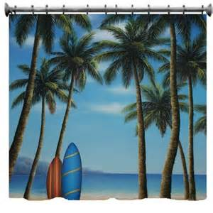 hawaiian shower curtain phenomenal gift ideas
