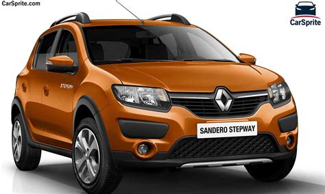 sandero renault price renault sandero stepway 2018 prices and specifications in