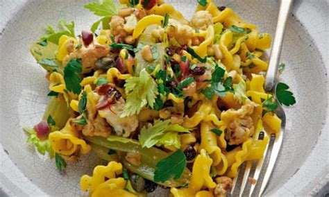 pasta recipes yotam ottolenghi and style the