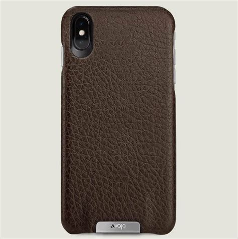 grip iphone xs max leather vaja