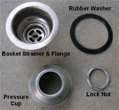 how to install kitchen sink drain basket how to install a kitchen sink drain basket