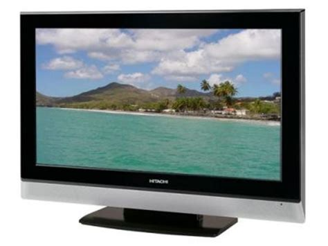 mitsubishi 60 inch tv l replacement hitachi 50v720 rear projection hdtv reviewpowered hd