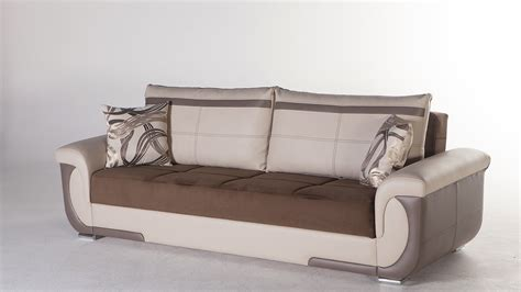 futon sofa bed with storage lima s sofa bed with storage