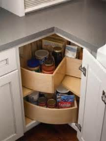 kitchen cabinet lazy susan organization