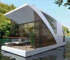 Floating Home Houseboat Cottages The New Affordable House Boats
