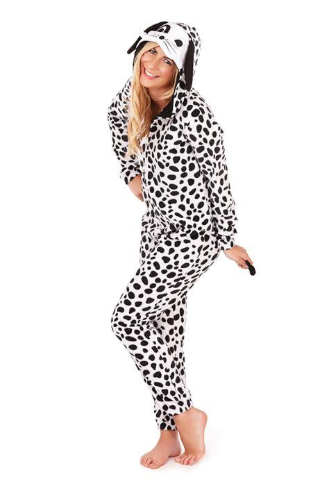 womens pug onesie womens hooded ears onesie cat pug jumpsuit pyjamas size 6 16 ebay