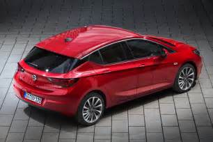 Opell Astra 2016 Opel Astra K Revealed Gm Authority