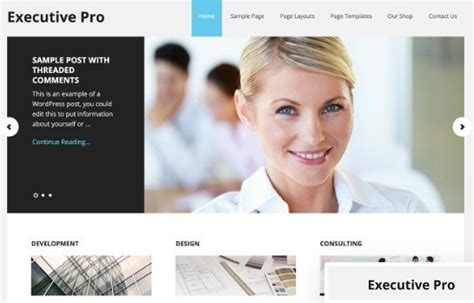 Studiopress Infinity Pro V1 1 2 studiopress executive pro theme v3 2 3 gfxscript