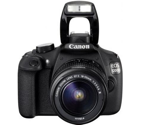 Kamera Canon Dslr Eos 1200d buy canon eos 1200d dslr with 18 55 mm f 3 5 5 6