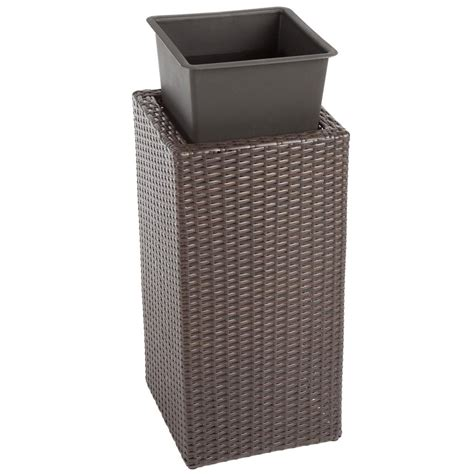 ultranatura palma series small rattan planters co