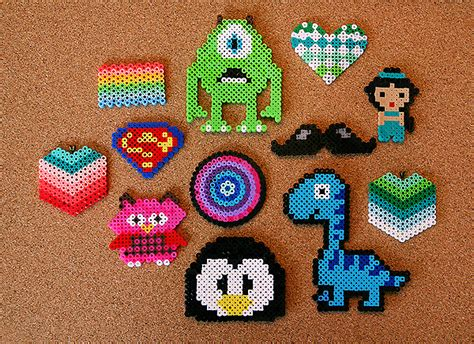 how to make perler bead patterns perler jewelry tutorial