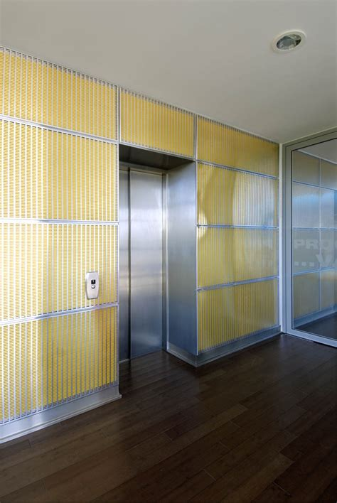 Interior Cladding Options by Interior Wall Cladding From Gooding Aluminium
