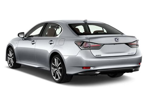 lexus hybrid sedan image 2016 lexus gs 450h 4 door sedan hybrid angular rear