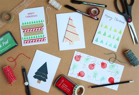 make yourself a card 5 simple handmade cards you can make yourself